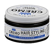 Cremo Thickening Pomade - 4 Oz