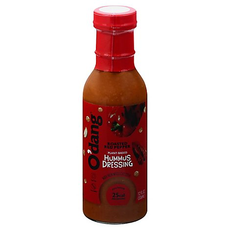 Odang Hum Dressing Roastd Red Peppr - 12 Oz