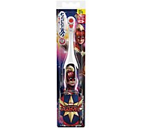 Spinbrush Kids Tb Captain Marvel - Each