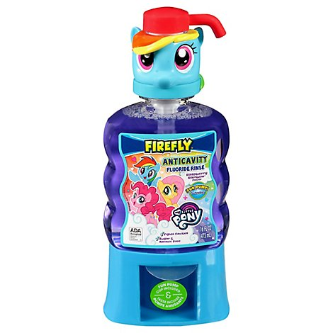 Firefly My Little Pony Kids Mouth Rinse - 16 Fl. Oz.