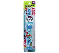 Firefly Kids My Little Pony Light And Sound Toothbrush - Each