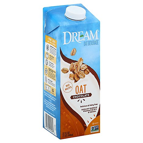 Dream Milk Oat Chocolate - 32 Fl. Oz.