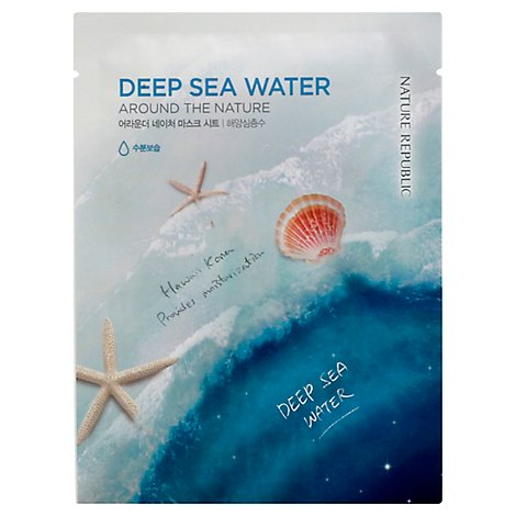 Natural Republic Deep Sea Water Face Mask - .67 Fl. Oz.