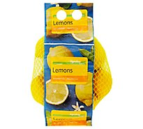 Signature Farms Lemons - 2 Lb