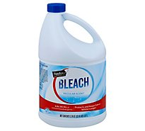 Signature Select Bleach Regular - 121 Fl. Oz.