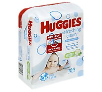 Huggies Refreshing Baby Wipes Refill - 184 Count