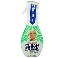 Mr. Clean Clean Freak Deep Cleaning Mist With Gain Scent Original - 16 Fl. Oz.
