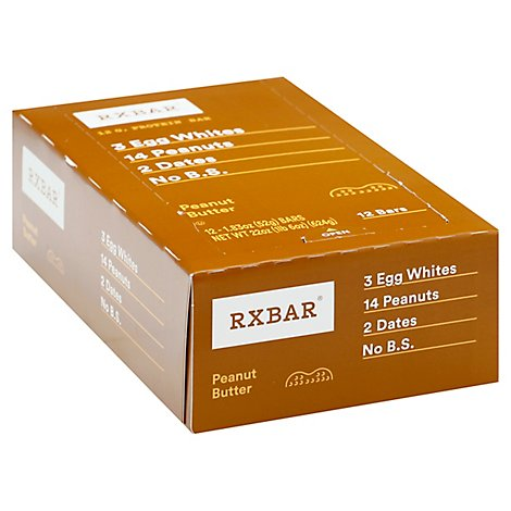 Rxbar Bar Protein Peanut Butter - 1.83 Oz