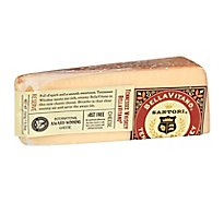 Sartori Tennessee Whiskey Bellavitano Ew Wedges - .33 Lb