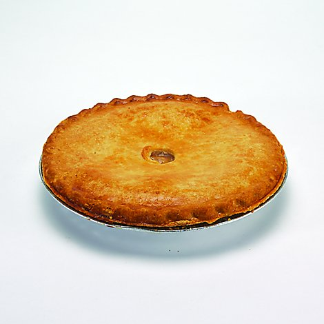 Pie Peach Boxed 8 Inch - 24 Oz