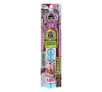 Firefly Clean N Protect Toothbrush With Antibacterial Cover Soft Souple 3+ - 1 Count
