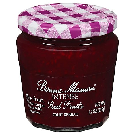 Intense Red Fruits Fruit Spread - 8.2 Oz