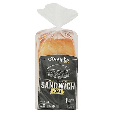Odoughs Thin Sandwich - 18 Oz