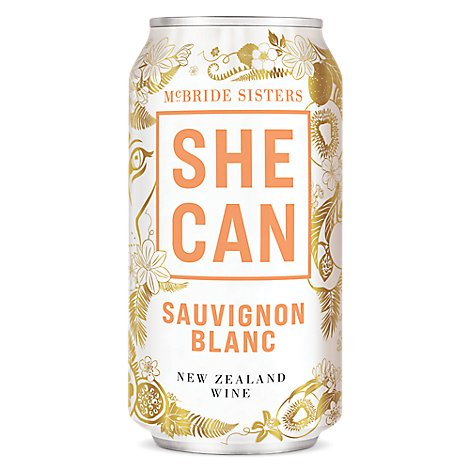 She Can Sauvignon Blanc Wine - 375 Ml