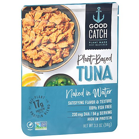 Good Catc Tuna Fish Free Nkd Water - 3.3 Oz