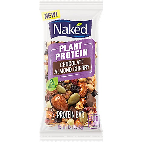 Naked Juice Bar Chocolate Almond Cherry - 1.41 Oz