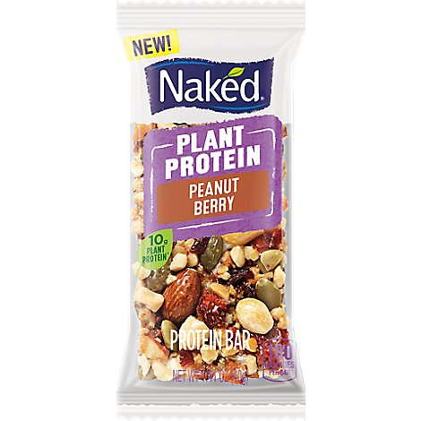 Naked Juice Bar Peanut Butter Berry - 1.41 Oz