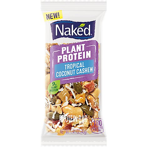 Naked Juice Bar Tropical Coconut Cashew - 1.41 Oz