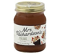 Mrs Richardsons Sea Salt Caramel - 17.5 Oz