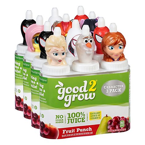 Good2grow Juice Kids Frt Pnch 3pk - 18 Fl. Oz.