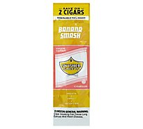 Swisher Sweets Cigarillos Banana Smash - 2 Count