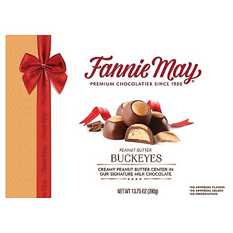 Fannie May Buckeyes - 13.75 Oz