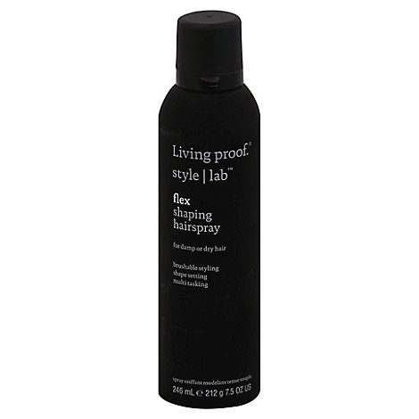 Living Proof Lab Flex Shaping Hair Spray - 7.5 Oz