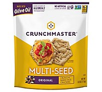 Crunchmaster Multi Seed Crackers Original - 4 Oz
