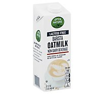 Open Nature Oatmilk Barista - 32 Fl. Oz.