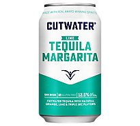 Cutwtr Teq Lime Marg Rtd - 355 Ml