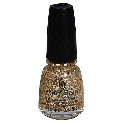 Aii China Glaze Polish Cnt Carats - 0.05 Fl. Oz.