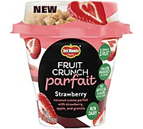 Del Monte Fruit Crunch Parfait Strawberry - 6.25 Oz
