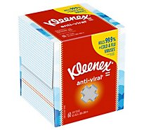Kleenex Anti-Viral Facial Tissue 60ct - Each