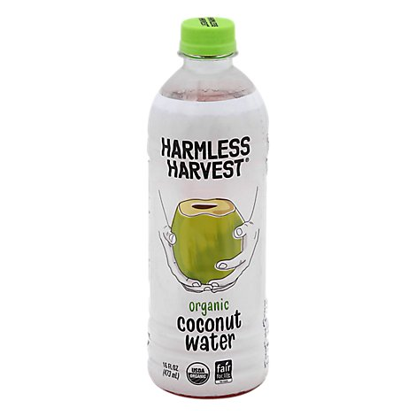 Harmless Harvest Organic Coconut Water - 16 Fl. Oz.