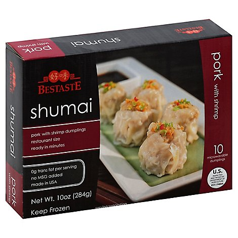 Best Shumai Pork Dumpling With Shrimp - 10 Oz