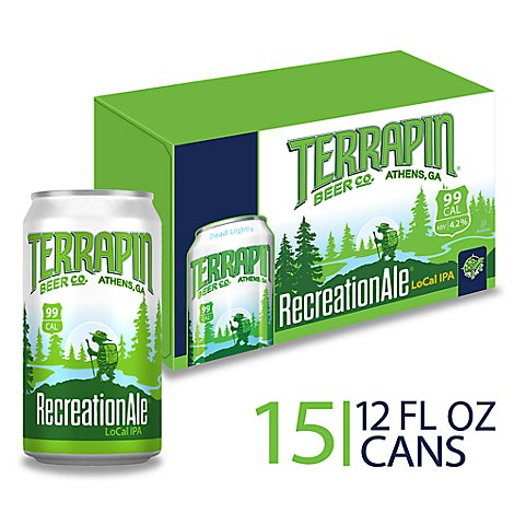 Terrapin Recreationale In Cans - 15-12 Fl. Oz.