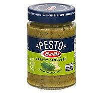 Pesto Genovese 160g Sauce Jar Usa - 5.6 Oz