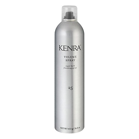 Kenra Volume Spray Super Hold - 16 Oz