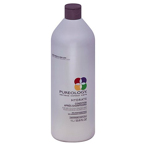 Pureology Hydrate Conditioner - 33.8 Fl. Oz.