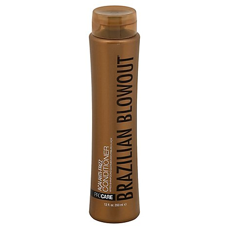 Brazilian Blowout Conditioner Acai Antifrizz - 12 Fl. Oz.