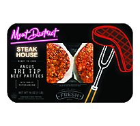 Steakhouse Angus Beef Tri Tip Patties - 16 Oz