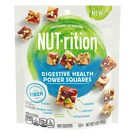 Planters Nut-Rition Snack Nuts Digestive Health Digestive Health - 5 Oz