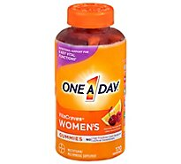 One A Day Womens Vitacraves Gummies - 170 Count
