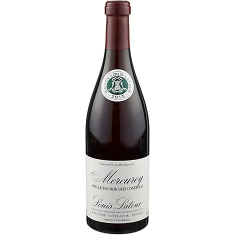 Latour Mercurey Rouge Wine - 750 Ml