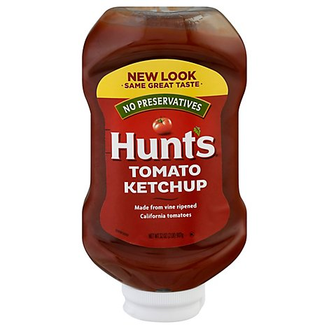 Hunts Ketchup Conventional - 32 Oz