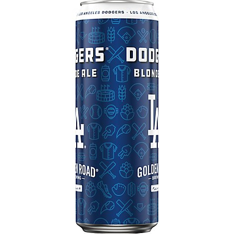 Golden Road Dodgers Blonde Ale In Cans - 25 Fl. Oz.