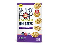 Skinny Po Rice Cake Mini Sltd Crml - 5 Oz