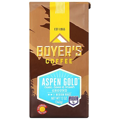 Aspen Gold Gr 12oz Bag - 12 Oz
