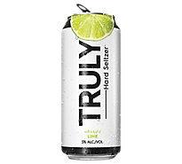 Truly Spiked Rose Single In Cans - 16 Fl. Oz.