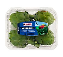 Artichoke Clamshell - 4 Count